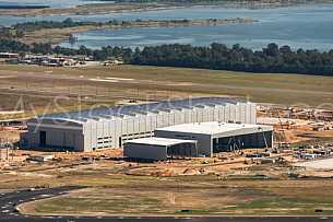 Airbus Assembly Line Mobile - October 2014
