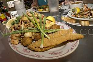Seafood Dinner - Mobile, AL