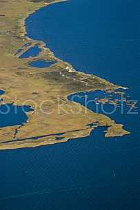 Coastline of the Gulf of Mexico