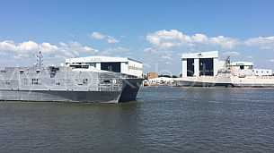 Austal ship passes