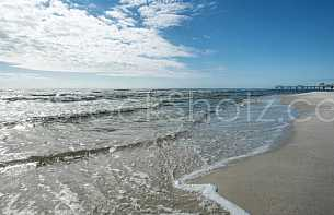 Waves on the beach - Gulf Shores