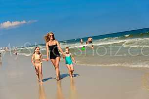 Family fun at the Gulf