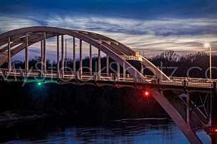 Edmund Pettus Bridge - Selma, AL