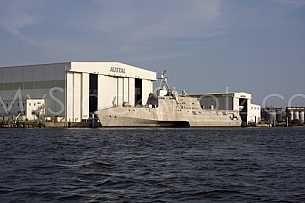 Austal LCS Navy Combat Ship