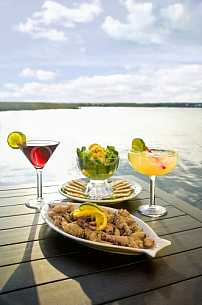 Seafood: Alabama Style