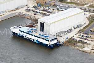 Austal Hawaiian Super Ferry