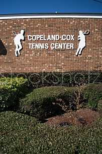 Mobile Tennis Center - Copeland Cox
