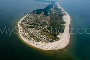 Aerial View - Fort Morgan