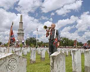 Mobile's Confederate Cemetery