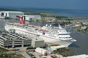 Carnival Fantasy - Mobile Cruise Terminal