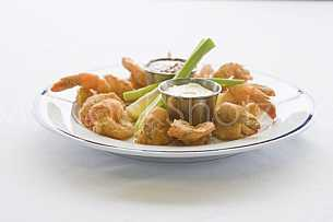 Fried Shrimp Dinner