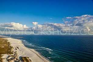 Aerial view of Gulf Shores / Orange Beach