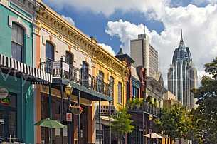 Dauphin Street - Mobile, Alabama