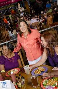 Gulf Wild with Lucy Buffet at LuLu's at Homeport