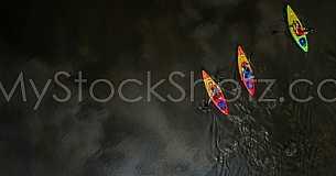 Kayak Contrast