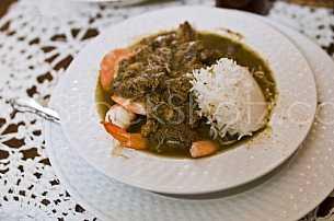 Creole Seafood & Gumbo Dinner