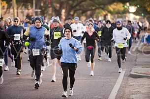 Marathon in Mobile, Alabama
