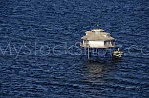 Middle Bay Light - Mobile Bay