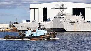 Austal and Tugs - Mobile, AL