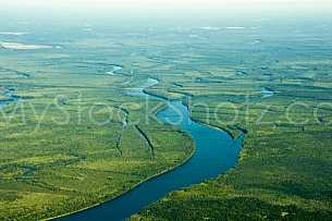 River Delta just north of Mobile