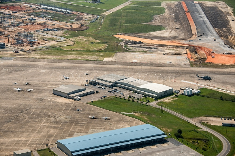 Aerial View - Signature Aviation FBO