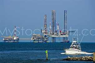 Drilling Rig Mobile Bay