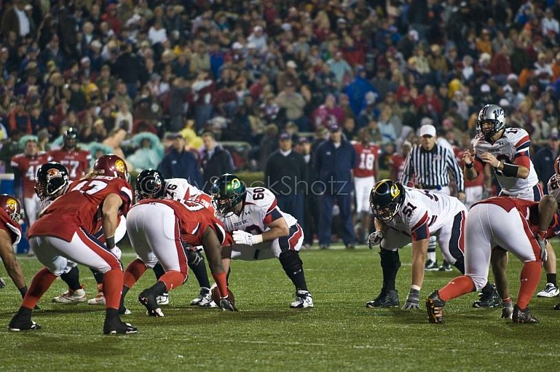 Bowl game at Ladd Peebles Stadium