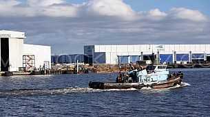 Austal and Tugs - Mobile, AL