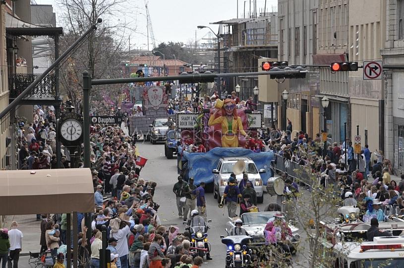 Mardi Gras in Mobile