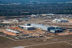 Airbus Assembly Line Mobile - 2015 February
