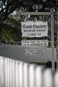 Conde Charlotte Historic Home