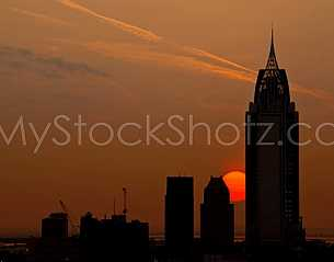 Sunrise In Mobile