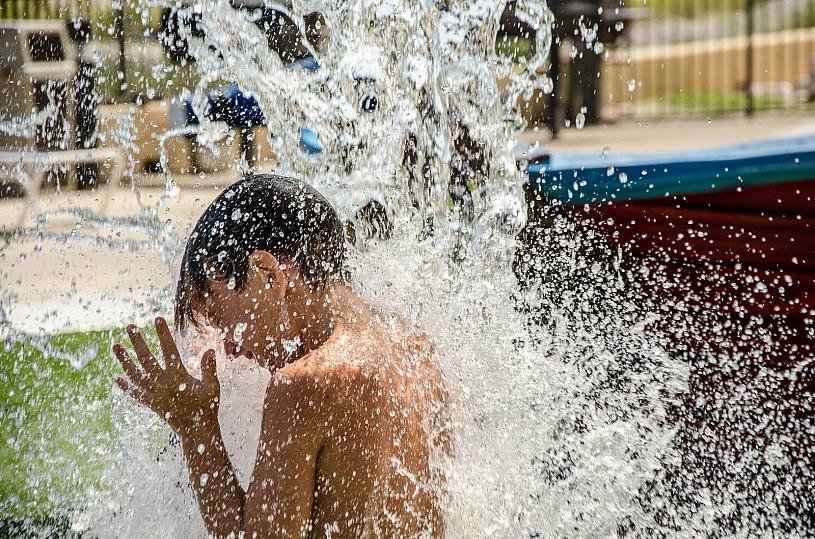 Water park at Gulf Shores / Orange Beach Condo