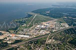 Brookley Airport Mobile Alabama