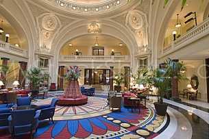 Battle House Hotel Lobby