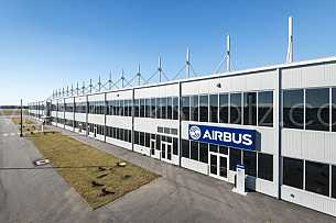 Airbus Final Assembly Line