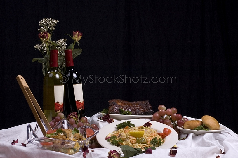 fine dining horizontal
