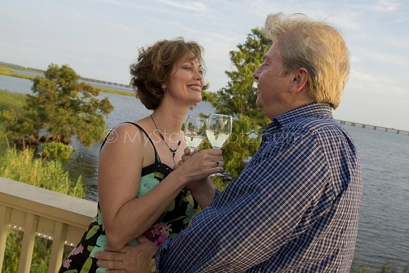 Wine on Mobile Bay