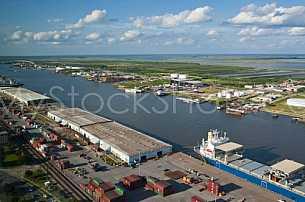 Mobile River - Scenic View