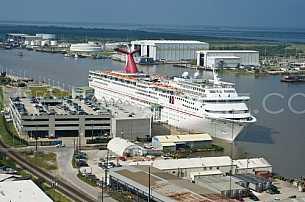 Carnival Fantasy - Alabama Cruise Terminal