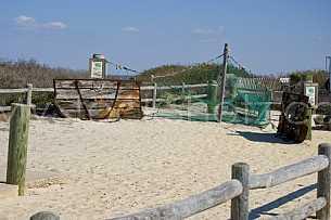Sand exhibit