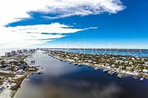 Orange Beach Aerial