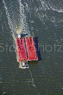 Tug & Barge on Mobile Bay