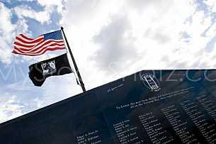 Vietnam War Memorial - Battleship Park