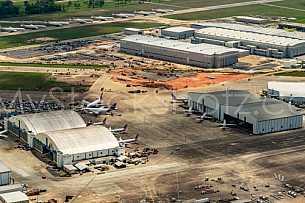 Brookley Aeroplex - VTMAE, Airbus & AA Jets
