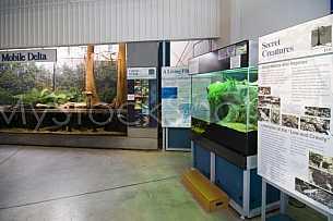 Sealab exhibits