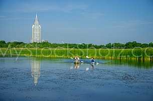 Mobile Bay - Kayak