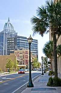 Royal Street view