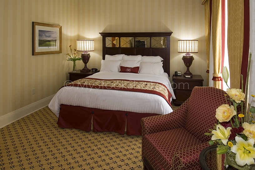 Rooms at the Battle House Hotel - Mobile, Alabama