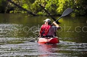 Kayak - Chickasabogue